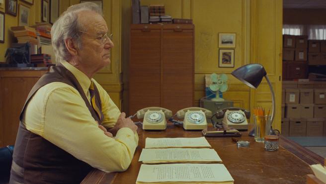 Bill Murray, nuestro querido editor.