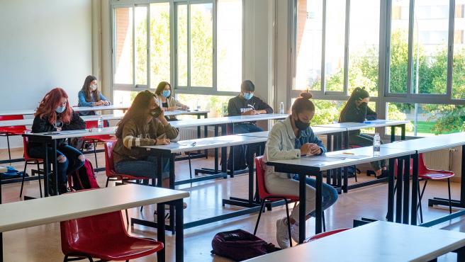 El 84,49% de los alumnos presentados a la convocatoria extraordinaria de la EBAU en La Rioja supera las pruebas
