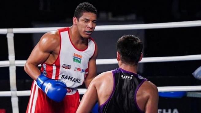 El Instagram de Emmanuel Reyes Pla, el boxeador que irá a los Jeugos Olímpicos de Tokio 2021.