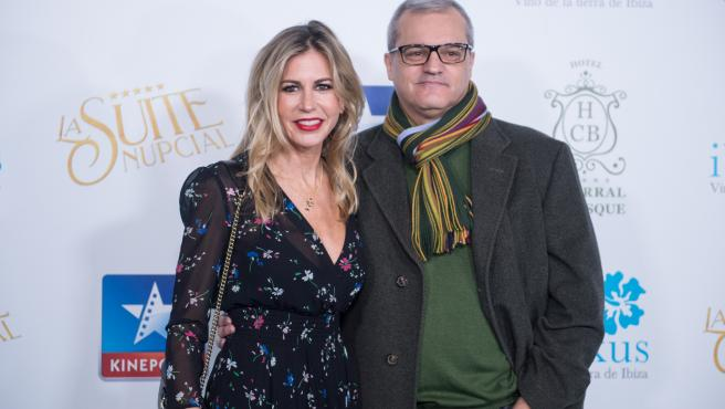 Patricia Cerezo y Ramón García.