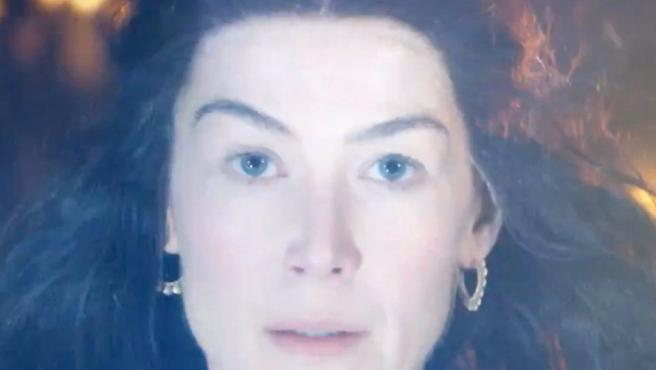 Rosamund Pike en 'La rueda del tiempo'