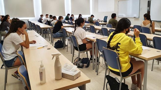 Aprobados el 77% de estudiantes presentados en Cantabria a la convocatoria extraordinaria de la EBAU