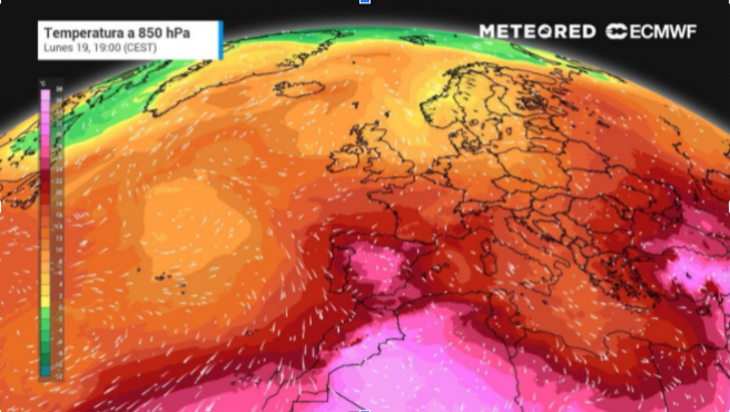 la canícula: el período más caluroso del año