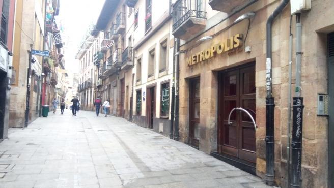 Oviedo aprueba una resolución para permitir el uso hostelero a los locales de ocio nocturno