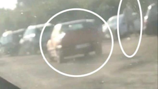 Denunciado un joven por conducción temeraria en Lugo y su padre por grabar las maniobras con un móvil