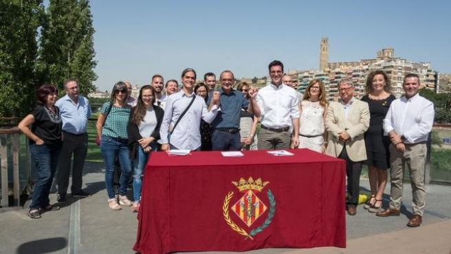 El Comú sale del gobierno del Ayuntamiento de Lleida y deja en minoría a ERC y Junts