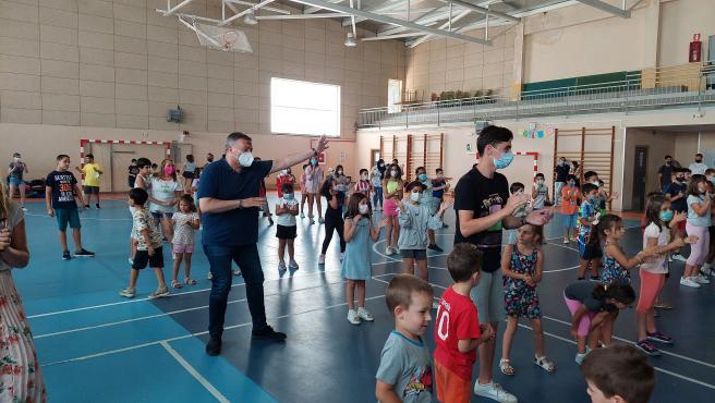 Hasta 180 niños participan este verano en las escuelas municipales del Ayuntamiento de Cuenca