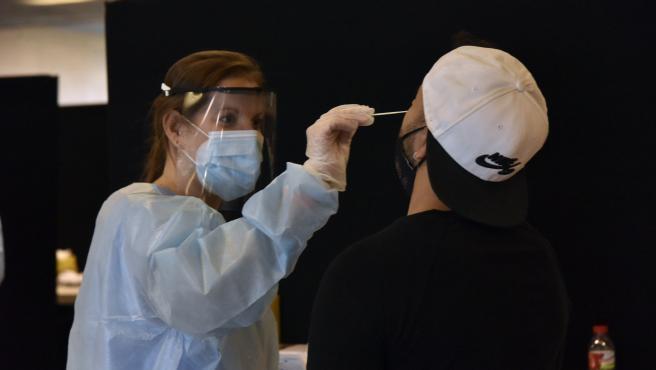 Un brote de coronavirus, con al menos 11 positivos, obliga a adelantar la vuelta de un campamento con jóvenes de Lardero