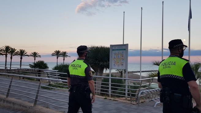 Control de la Policia Local