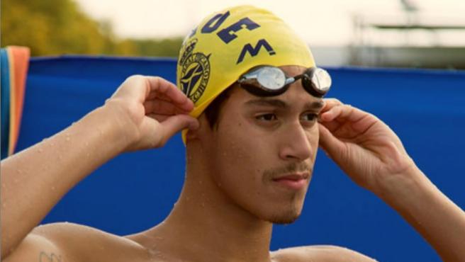 Hugo González de Oliveira, nadador que irá a los Juegos Olímpicos 2020-2021.