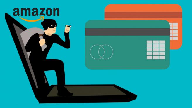 Los ciberdelincuentes se hacen pasar por Amazon para robar datos.