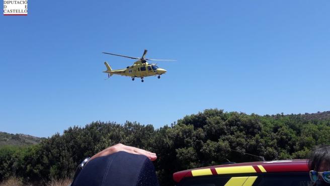 Rescatades quatre persones