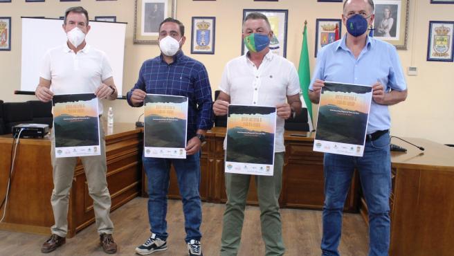 El club de running de Torre del Mar subirá al Pico del Lucero en apoyo a 'Héroes hasta la Médula'
