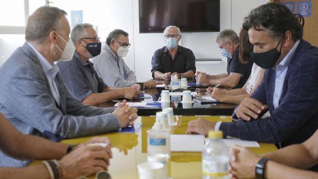 El Consorcio Valencia 2007 prepara su disolución y la creación de una nueva entidad que gestione La Marina