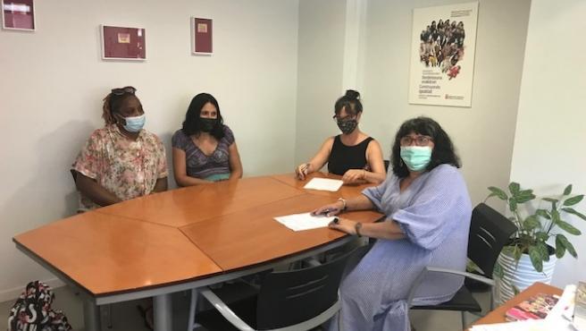 El Instituto Navarro para la Igualdad colaborará con la Asociación Acción contra la Trata