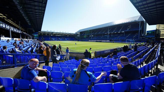 Goodison Park, estadio del Everton