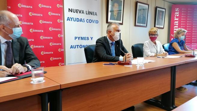 Más de 15.000 empresas se benefician de los 87 millones de ayudas directas del Gobierno de Canarias