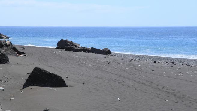 Playa de Los Guirres.