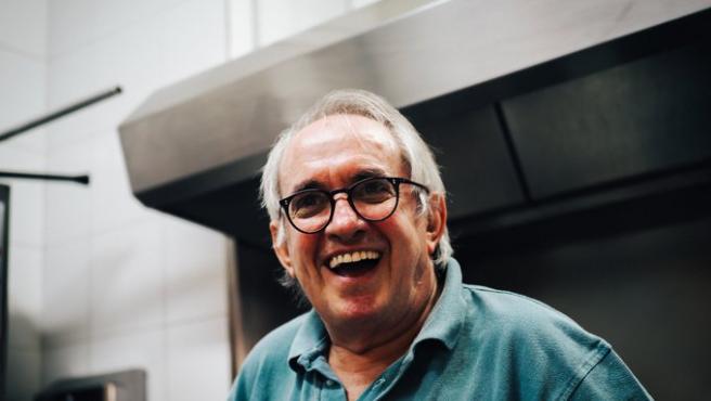 Rafuel Antonín, el 'influencer' gastronómico de 65 años.