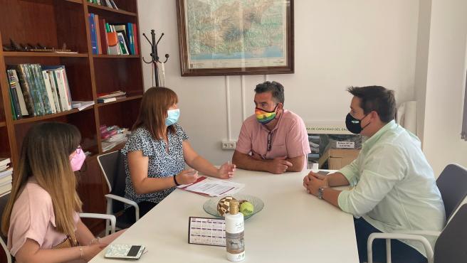 Salar tendrá una subvención de 20.000 euros de Diputación para ayudas sociales a través de contratos