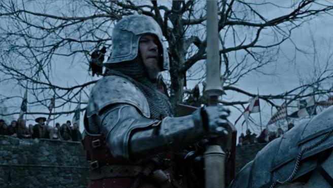 Matt Damon en 'The Last Duel'
