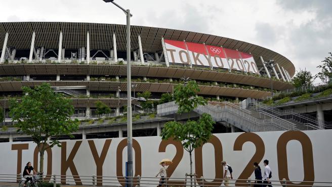 Estadio Olímpico de Tokio 2020