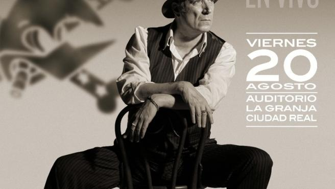 Ara Malikian, Loquillo o Pasión Vega, en los conciertos de las ferias de Ciudad Real del 14 al 22 de agosto