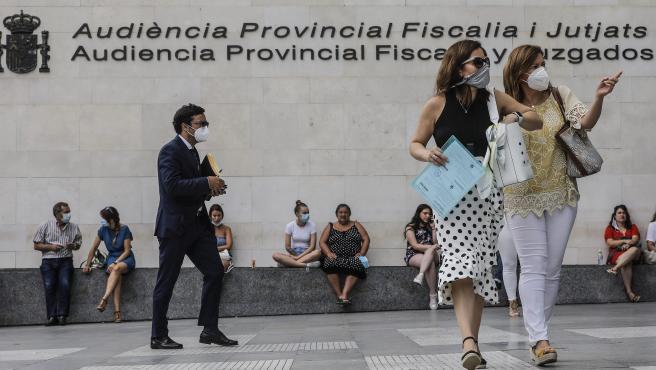 Archivo - Arxiu - Ciutat de la Justícia de València