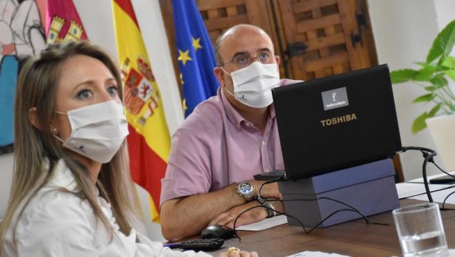 C-LM, Aragón y CyL avanzan en la solicitud al Gobierno para implantar ayudas a empresas en Teruel, Cuenca y Soria