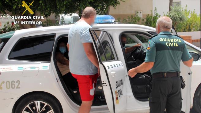 Dos detenidos en Murcia por rociar presuntamente a una mujer con gasolina y prenderle fuego por una discusión