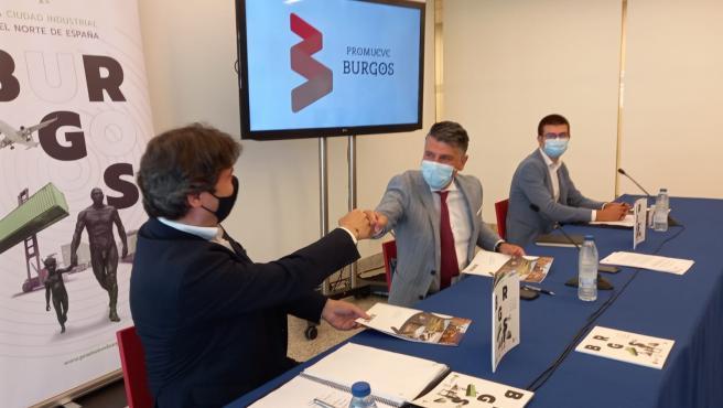 El Ayuntamiento de Burgos destina más de 387.000 euros a una estrategia integral para el desarrollo logístico