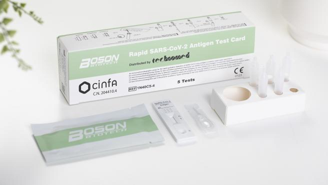 El BOE publica el real decreto que permite la venta de test de antígenos en farmacias sin receta