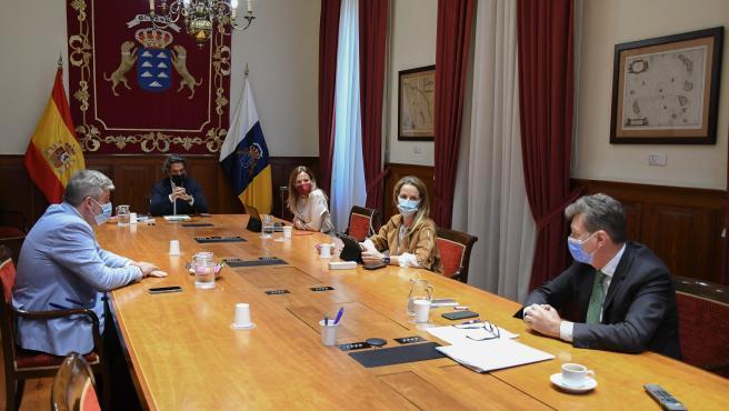 El Parlamento de Canarias aprueba el procedimiento específico de interposición de recursos de inconstitucionalidad