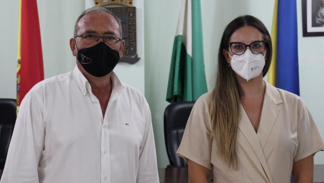El pleno de San Juan da cuenta del gobierno de coalición con nuevas delegaciones de Barrios y Protección Animal