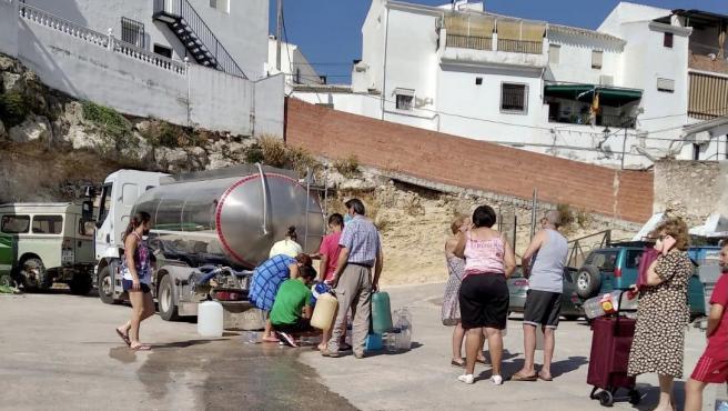 """El PP exige """"soluciones urgentes"""" al corte de suministro de agua que sufre Fuente Tójar """"desde hace tres días"""""""