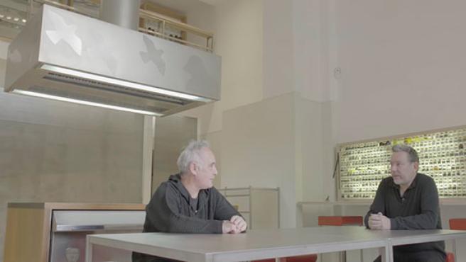 Documental sobre el legado de Ferran Adrià.