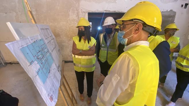 Junta C-LM invierte 1,6 millones para rehabilitar cuatro viviendas y dos ascensores del 'Guadiana I' de Ciudad Real