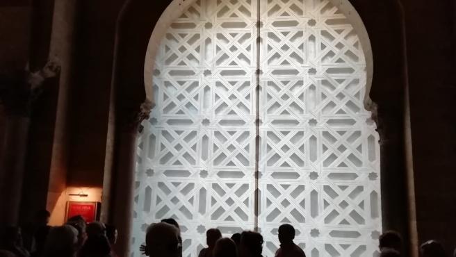 La Plataforma Mezquita-Catedral, satisfecha con la providencia del Supremo sobre la segunda puerta