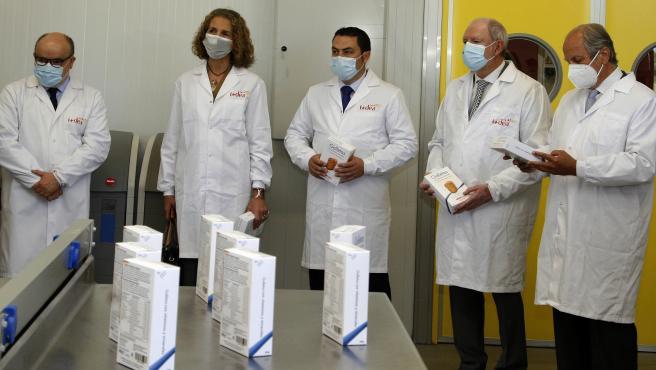 Las fundaciones MAPFRE y Grupo Siro repartirán dos millones de galletas para luchar contra la malnutrición en España