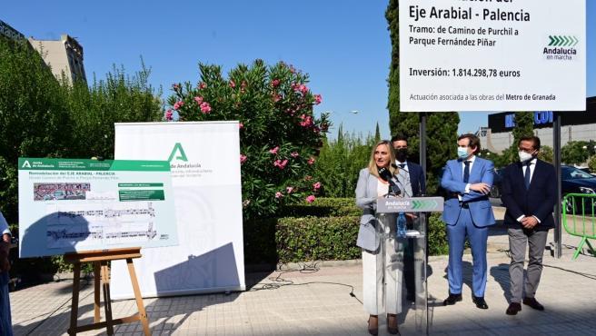 Las obras del nuevo tramo de Arabial-Palencia se inician este jueves con una inversión de 1,8 millones