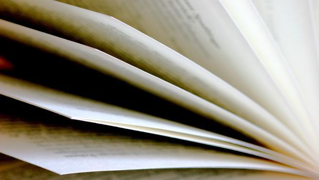 Páginas de un libro.