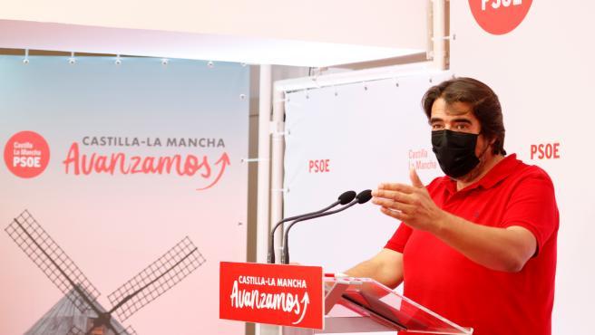 """PSOE afea al PP por no reconocer los """"buenos datos"""" de Castilla-La Mancha"""