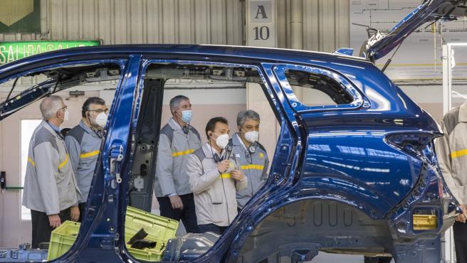 Renault plantea a los sindicatos prorrogar la situación de ERTE hasta final de año