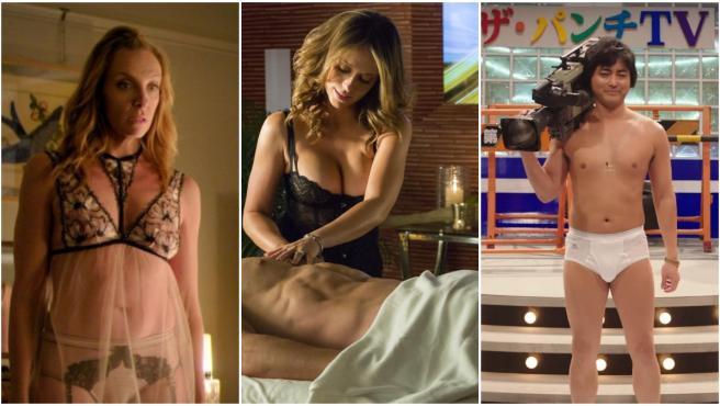 'Sexovida' y otras series de Netflix con escenas subidas de tono