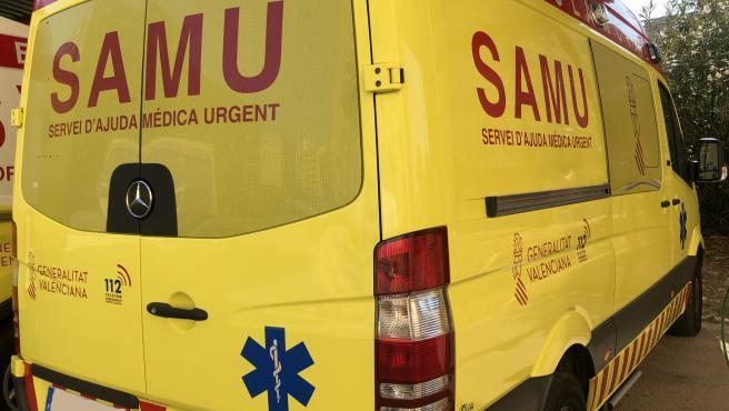 Sucesos.- El SAMU asiste a un ciclista politraumatizado tras caer con su bicicleta en Alcossebre