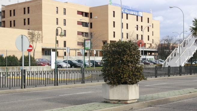 Trasladado al hospital un hombre de 70 años por inhalación de humo en un incendio en Espinoso del Rey (Toledo)