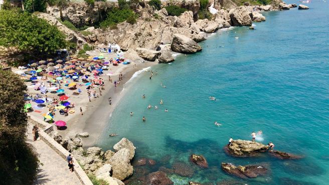 """Turismo.- Un estudio de la UMA determina que la calidad de las playas de la Axarquía es """"excelente"""""""