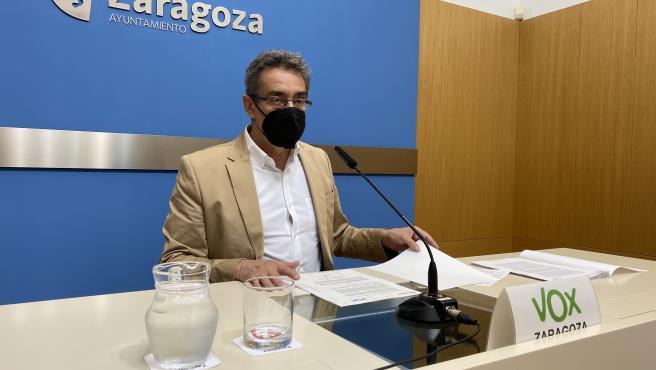 VOX acepta la propuesta de declaración institucional de PP-Cs de la candidatura de los JJOO de Invierno 2030