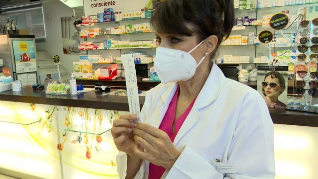 Farmacias venden test de autodiagnóstico contra la Covid-19