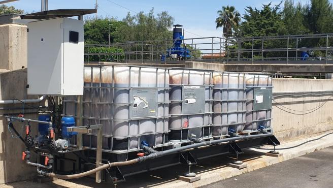 Global Omnium y Egevasa implantan una tecnología basada en coagulantes naturales para tratar aguas residuales